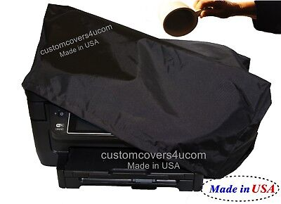Brother MFC-7860DW PRINTER BLACK NYLON DUST COVER WATER REPELLENT !