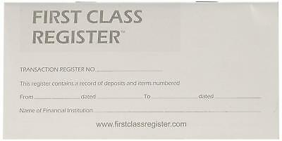 10 Checkbook Registers 2018-2019-2020 Calendars by First Class Register