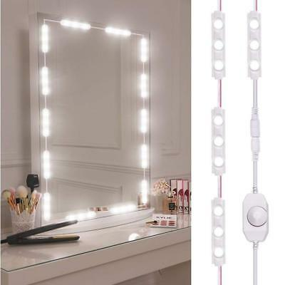Makeup Vanity Mirror LED Light Cosmetic Makeup Power Supply Touch Dimmer Switch