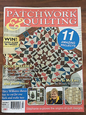 Australian Patchwork and Quilting Vol 21 No 7