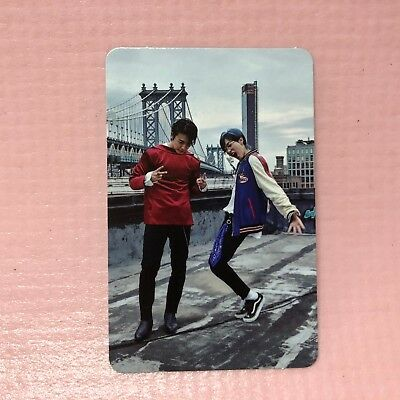 SUPER JUNIOR D&E Donghae Eunhyuk Official PHOTOCARD BOUT YOU Group Photo Card 2