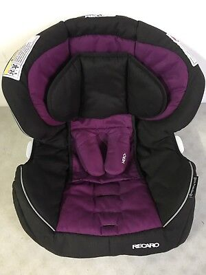 2016 Recaro Coupe Infant Car Seat Fabric Replacement