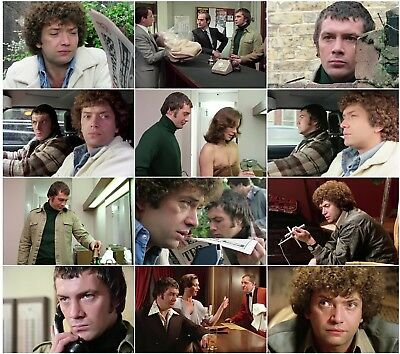 MARTIN SHAW LEWIS COLLINS THE PROFESSIONALS 12 PRINTED PHOTOS 10X15cm -Set 2