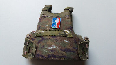 1/6 Easy&Simple, Multicam Plate Carrier