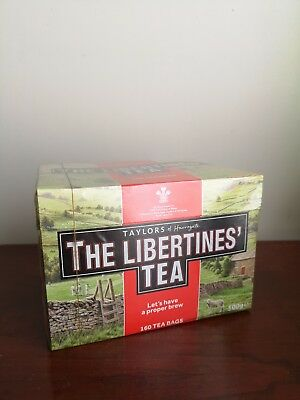 Very Rare The Libertines Yorkshire Tea, Unopened, Pete Doherty