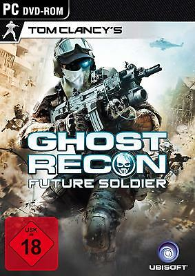 Tom Clancy's Ghost Recon: Future Soldier (PC, 2012, Nur Uplay Key Download Code)