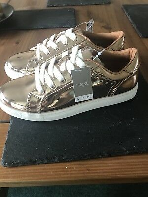 Girls Next Trainers Size 2