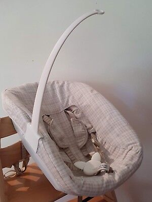 Stokke Tripp Trapp Newborn Set - Detachable Seat & gliders & textile cover