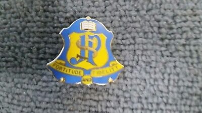 Junction Park State School Pin / Badge