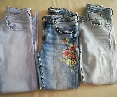 Lotto jeans Zara tg 40