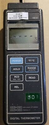 Omega Engineering Model: Hh81 Digital Thermometer