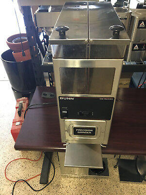Bunn G9-2T HD Tall Double Hopper Portion Control Coffee