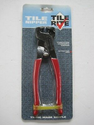 Ceramic tile nippers, tungsten carbided tipped - Tile Rite