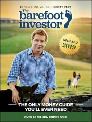 NEW The Barefoot Investor : The Only Money Guide You'll Ever Need Paperback