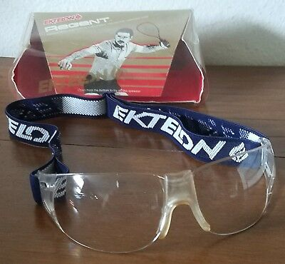 Ektelon Regent Racquetball Eyewear Glasses Googles Vintage