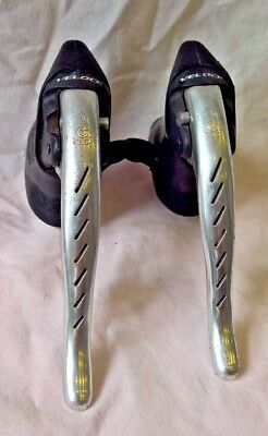 Campagnolo Veloce 8speed ergopower shifter