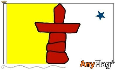 Nunavut Custom Made To Order Various Flag Sizes