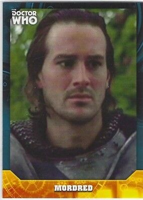 Doctor Who Signature Series base card #30 MORDRED (2017) Topps
