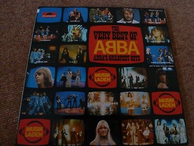 ABBA - The very best of - MUSIKLADEN