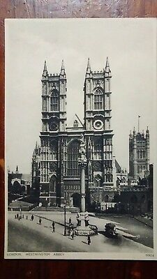 Westminster Abbey, London - Early 1900s
