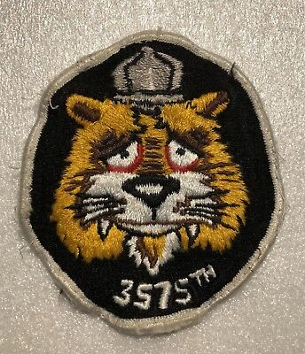 Vintage Military USAF 3575th Pilot Training Squardron Patch