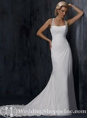 Maggie Sottero Caprice Weddingg Dress Size 10
