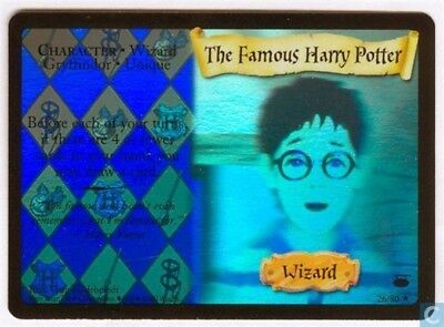 Harry Potter Diagon Alley Holo Card *The Famous Harry Potter* TCG CCG