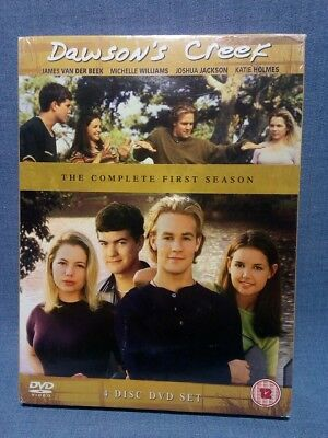 Dawsons Creek Complete Series 1 DVD All Episode First Season UK Release NEW R2