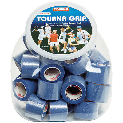 1 / 2 / 3 / 6 x Tourna Grip/Overgrip - Choice Of Quantity - Free P&P