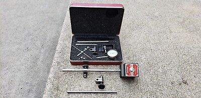 Starrett Universal Dial Indicator set with magnetic base machinist