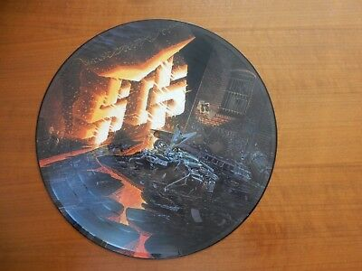 "MSG  McAuley Schenker Group - Save Yourself - 12"" PICTURE DISC - ORIGINAL v 1989"