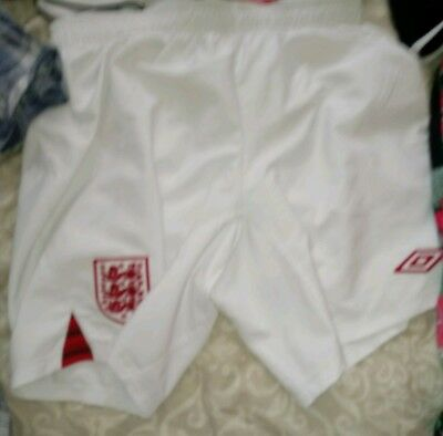 Unmbro England Shorts medium