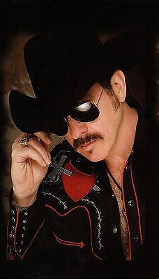 Kix Brooks 1/2 Page Picture Clipping Country Music
