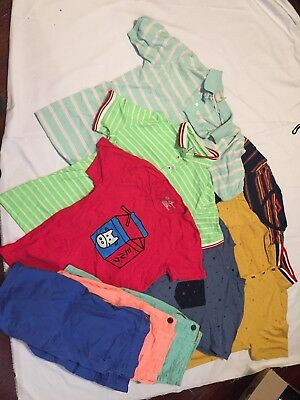 Young Man CLOTHES LOT CAPRIS SHORTS AND TOPS STYLISH CUTE