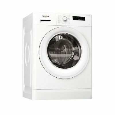 4481454b7472bb WHIRLPOOL LAVE LINGE FRONTAL MAL posable, Front, FRESHCARE, Blanc, 9 ...