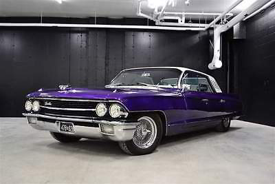 Cadillac: DeVille 1962 Cadillac DeVille One of a kind, restored, modified!