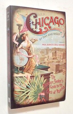CHICAGO by Day & Night 1893 WORLD'S FAIR Guide - Columbian Exposition - Sin City