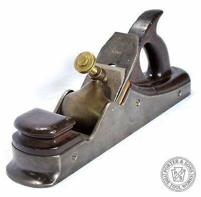 Beautiful Infill Heavy Jack Panel Smoothing Plane Similar to a Stanley No 5-1/2