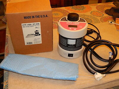Androit HTP-1500 / ST-220 Heat Therapy Pump w Pad Combo Water Circulating System