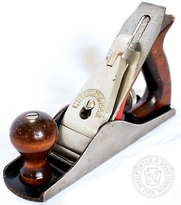 Very Nice Millers Falls No 8 Smoothing Plane Similar to Stanley No 3