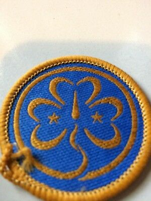 Girl Guides / Scouts Trefoil Bound