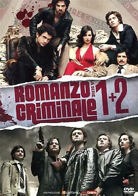 Romanzo Criminale - Stagione 01-02 (8 DVD) - Movie