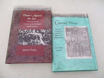 Middle Ages Medieval Culture exegesis dialectic didacticism Figurae Stanford '98