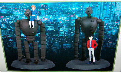 NEW Banpresto Lupin The 3rd DX ROBOT & FIGURES COMPLETE SET of 2  USA SELLER