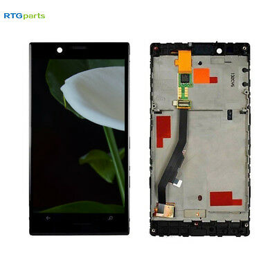 IPS LCD + Touch Screen Digitizer Assembly For Nokia lumia 720 RM-885 with Frame