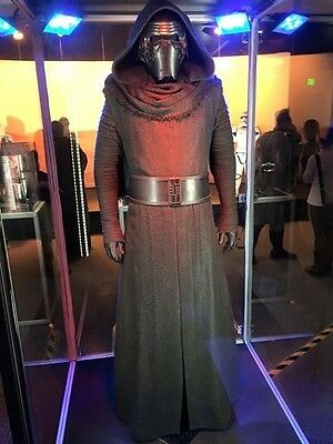 Star Wars 7 Force Awakens Kylo Ren Men's Uniform Halloween Cosplay Costume  Hot