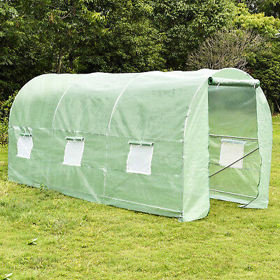 Portable 15'x7'x7' Walk-In Greenhouse Gardening Plant Heavy Duty Green House