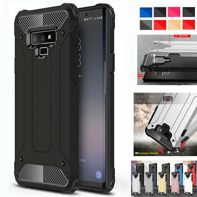 For Samsung Galaxy Note 9 S9 Case Hybrid Armor Shockproof Protective Phone Cover