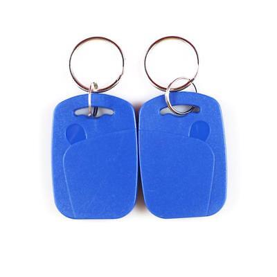 Double Frequency 125KHZ &13.56MHZ EM5200+UID Changeable NFC IC RFID Keyfob Token
