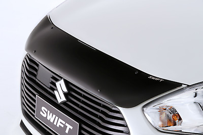NEW GENUINE Suzuki Swift MY17+ Smoked Bonnet Protector